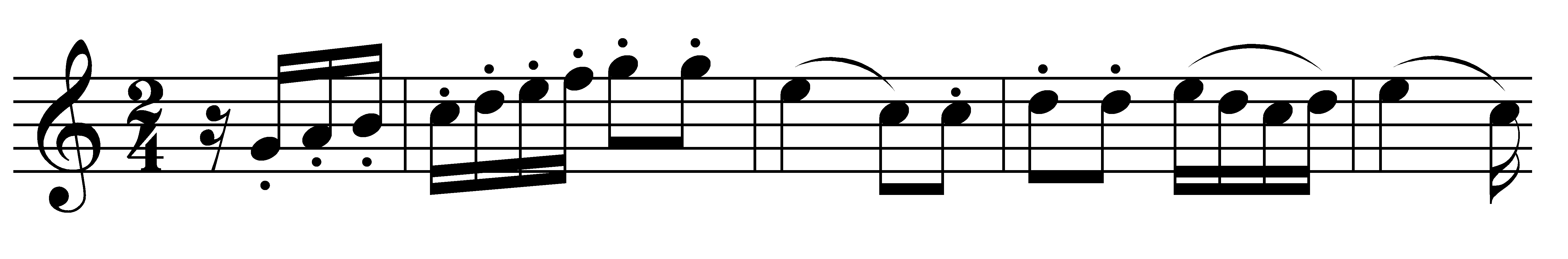 File:Beethoven 1st Symphony 4th mov.png - PNG Symphony