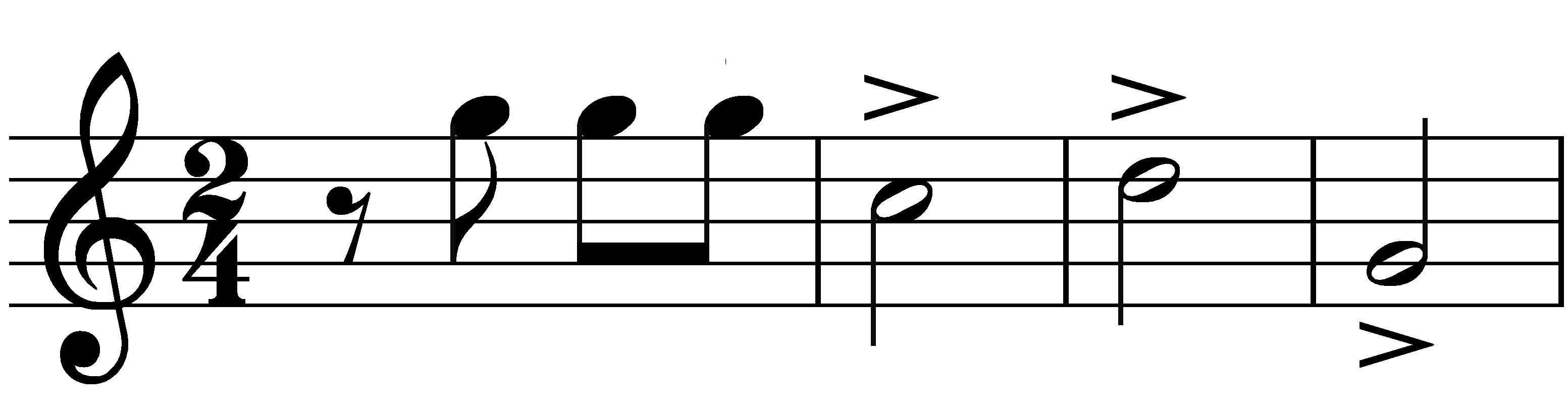 File:Beethoven symphony 5 - transition.png - PNG Symphony