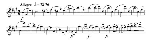 File:Nielsenu0027s 5th Symphony Allegro.png - PNG Symphony
