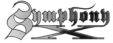 logo Symphony X - PNG Symphony