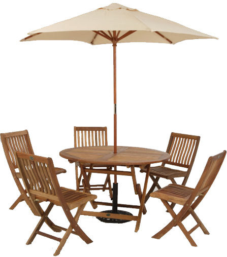 Wood Folding Dining Room Chairs