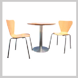 PNG Table And Chairs Transparent Table And ChairsPNG Images PlusPNG - Small meeting table and chairs