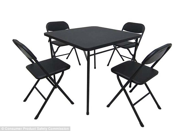 Recall Walmart is recalling about 73400 Mainstays five-piece card table and chair sets  sc 1 st  PlusPNG & PNG Table And Chairs Transparent Table And Chairs.PNG Images. | PlusPNG