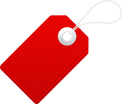 Blank Tag PNG File - PNG Tag