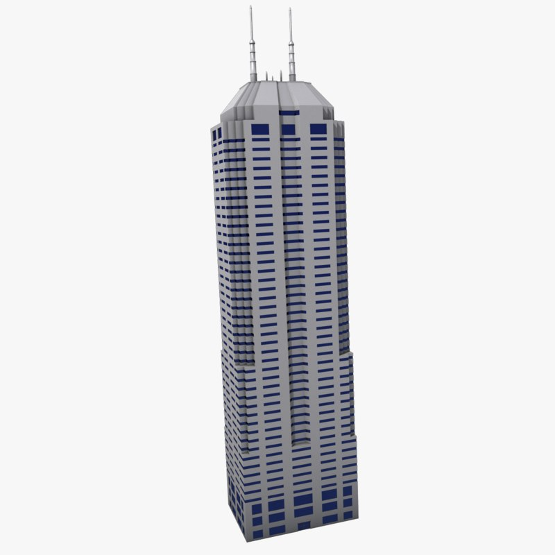 PNG Tall Building - 59216