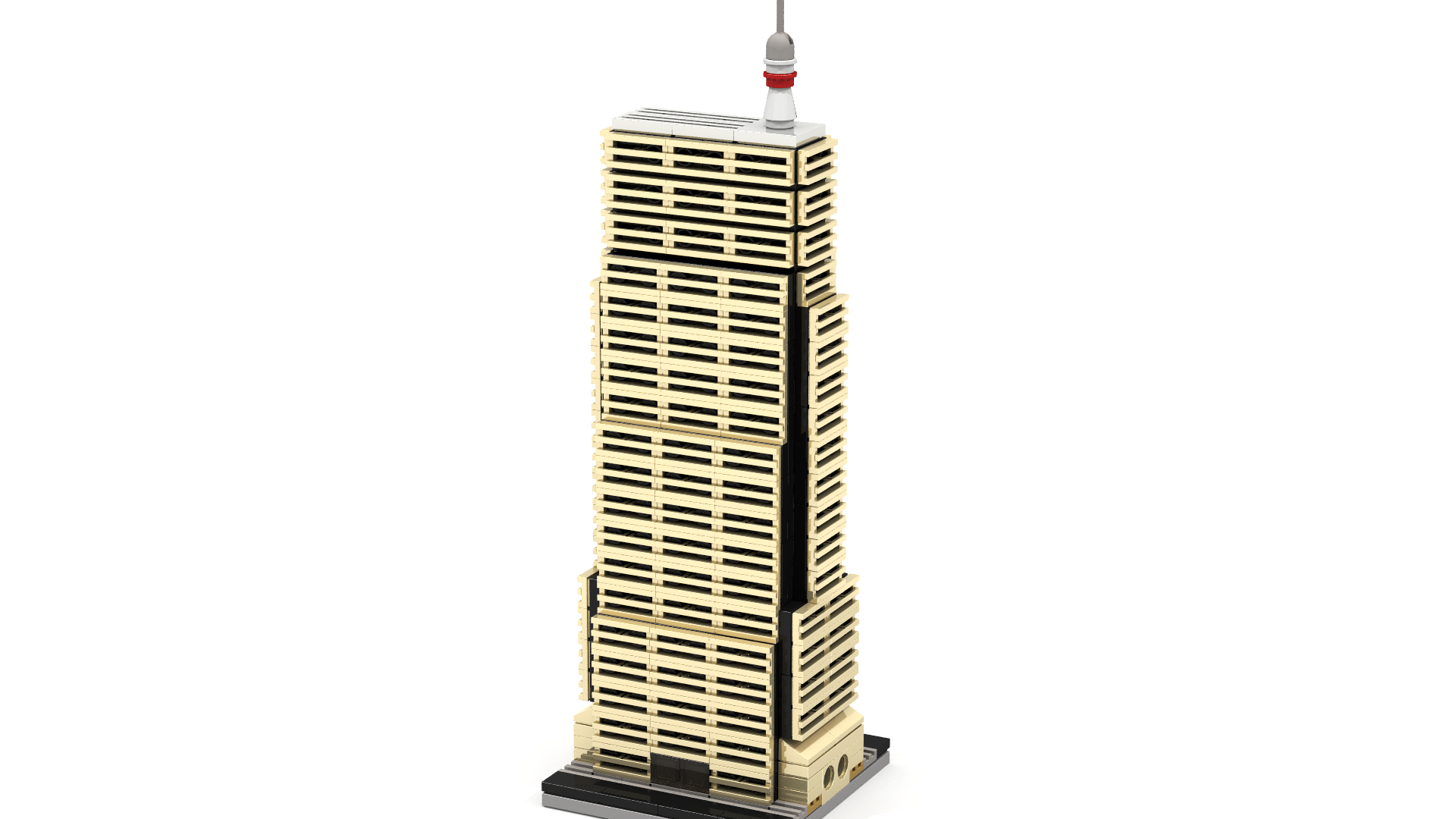 PNG Tall Building - 59219