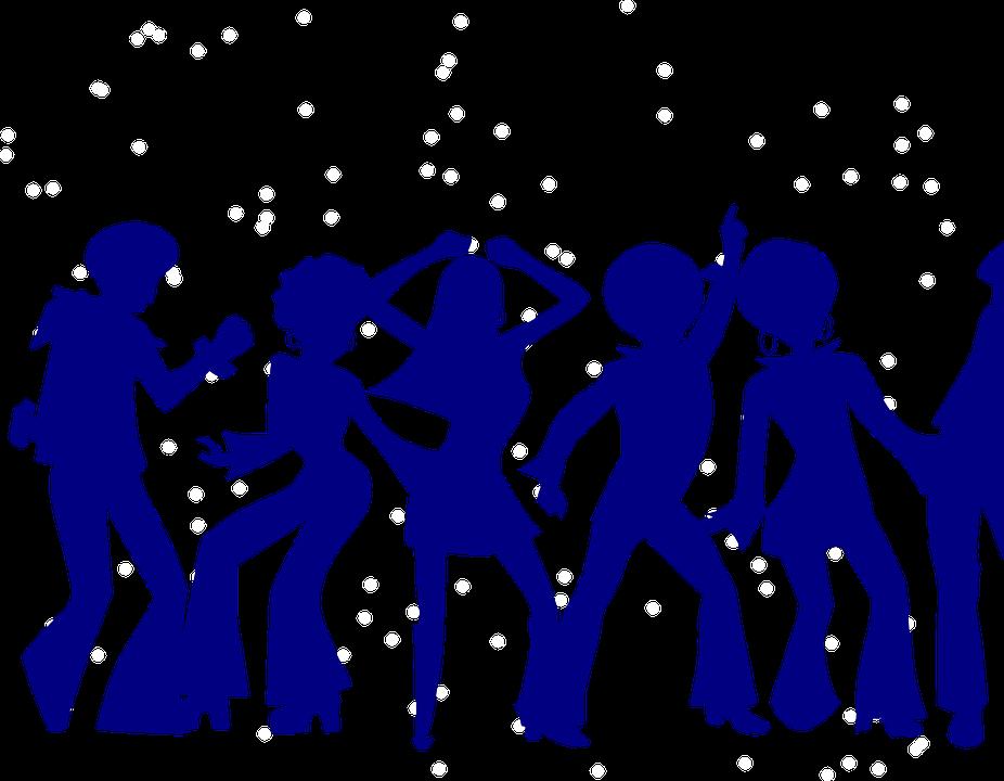 diskothek tanzen tanz feier musik verein menschen - PNG Tanzen