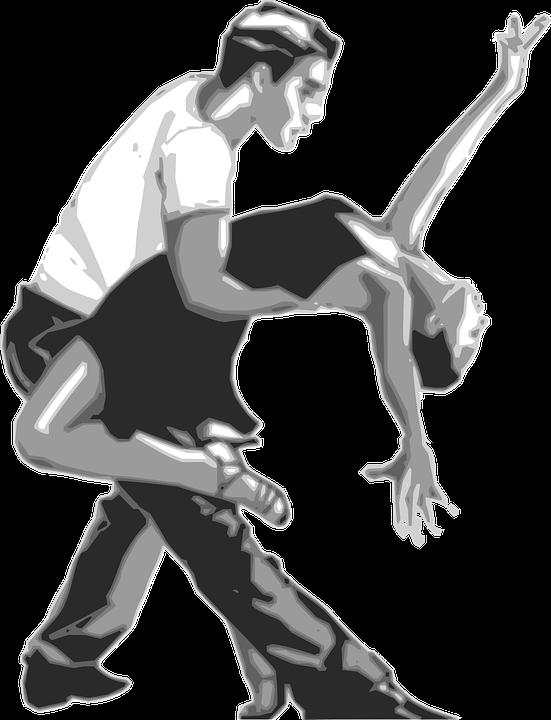 Tänzer, Tanzen, Paar Tanzen, Tango, Modernen Tanz, Paar - PNG Tanzen