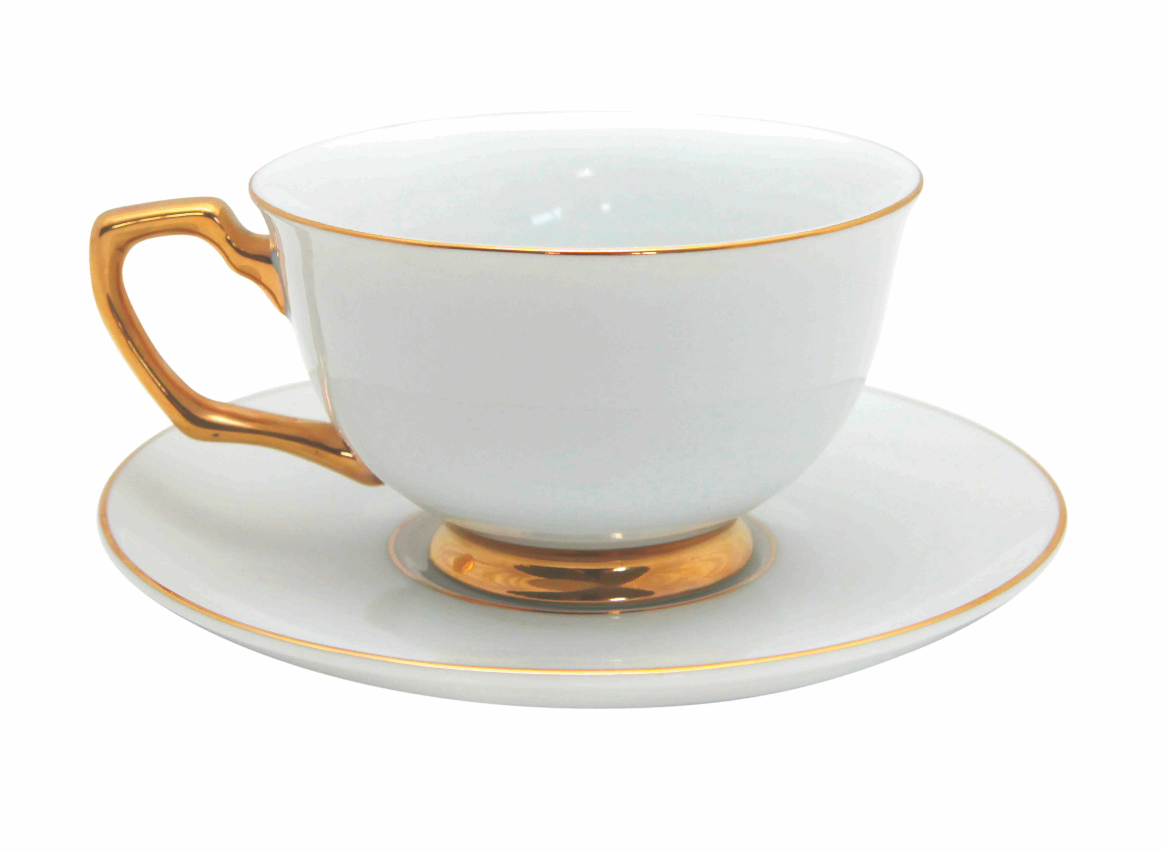PNG Tea Cup And Saucer - 59064