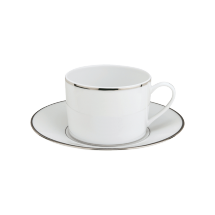 Porcelain Coffee/Tea Cup and Saucer - PNG Tea Cup And Saucer