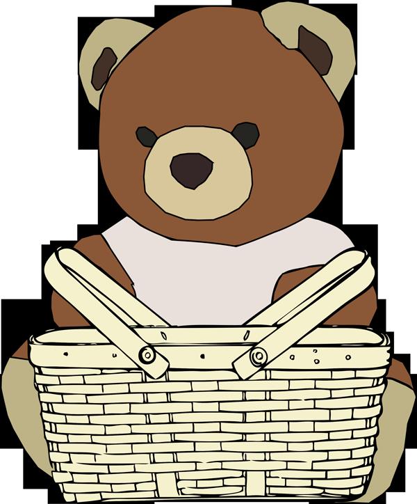 PNG Teddy Bear Picnic-PlusPNG.com-600 - PNG Teddy Bear Picnic
