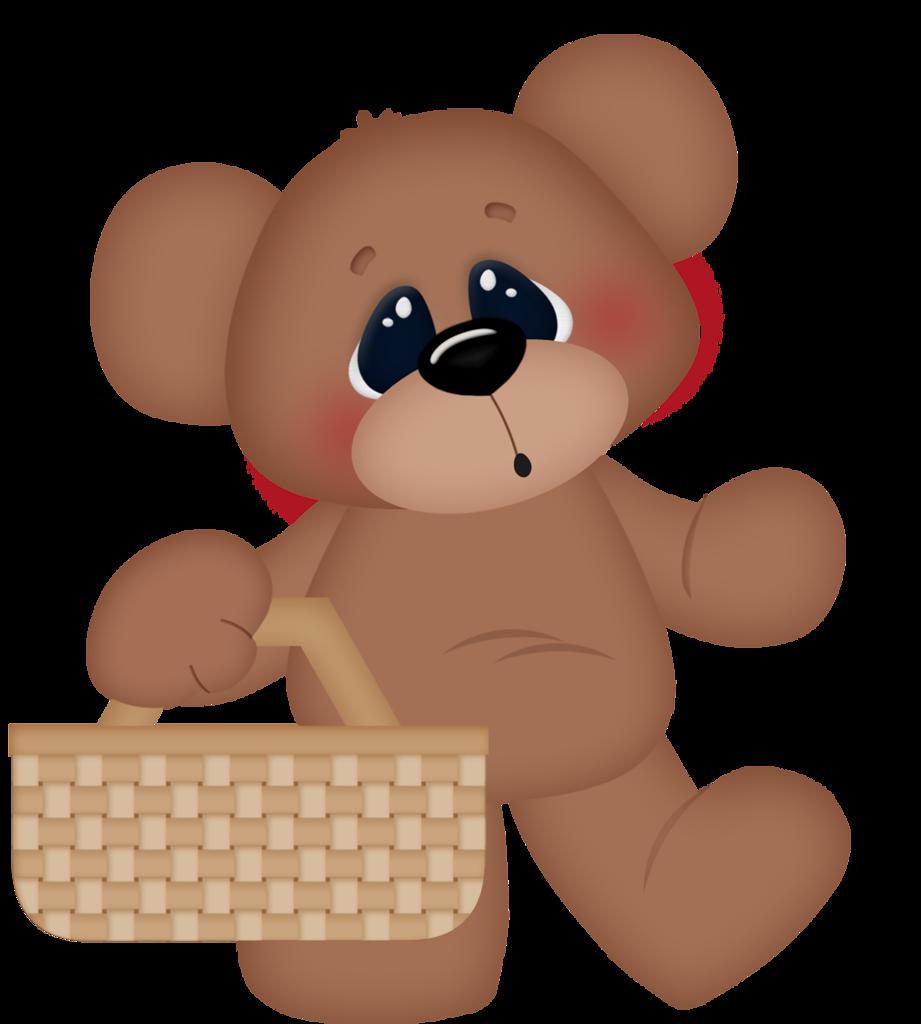 CH B *✿* Teddy Bear Picnic - PNG Teddy Bear Picnic