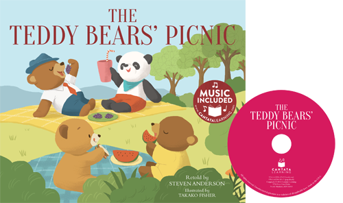 full size - PNG Teddy Bear Picnic