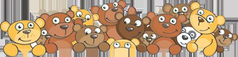 teddy bear picnic banner.jpg - PNG Teddy Bear Picnic