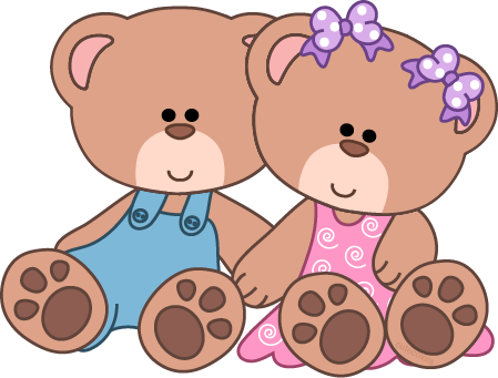 Teddy Bear Picnic Clipart 07 - PNG Teddy Bear Picnic