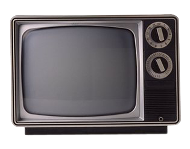 Click here do download the TV set used in this lesson. - PNG Television Set