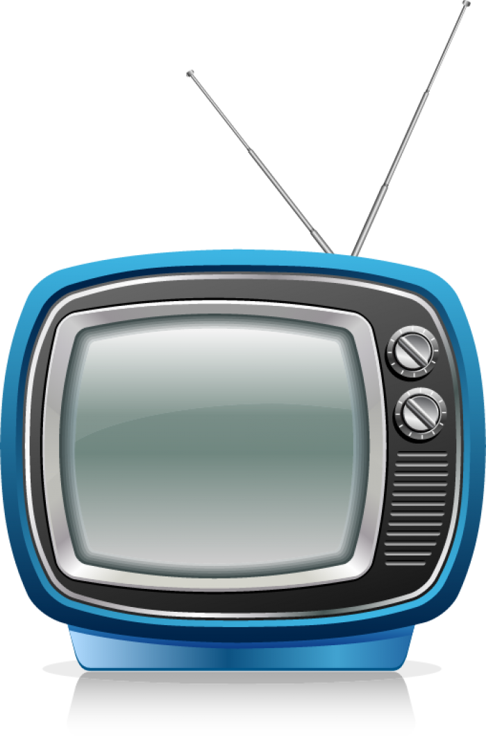 Gallery For Old Television Set Png - PNG Television Set