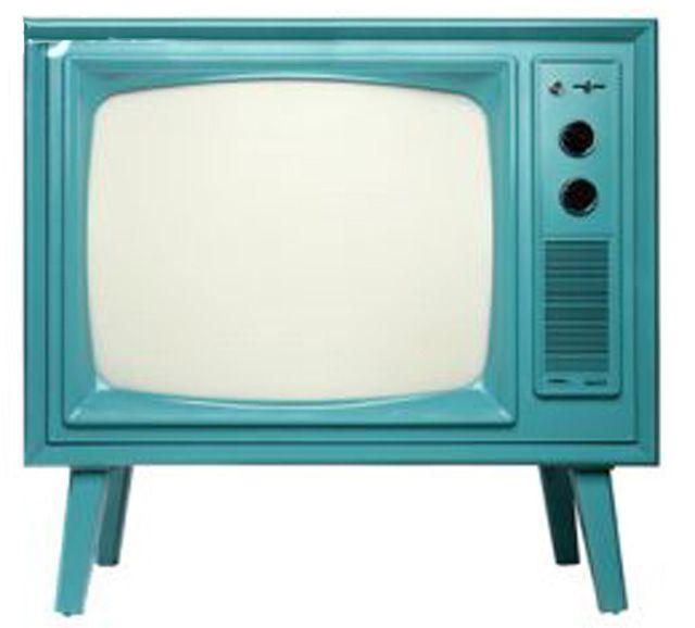 Gallery For u003e Vintage Tv Png - PNG Television Set