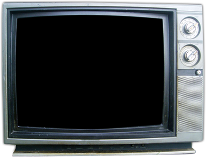 PNG Television Set - 57570