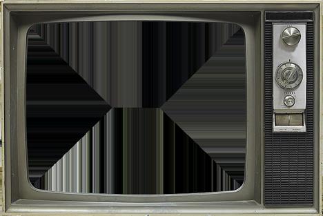 Old TV PNG image - PNG Television Set