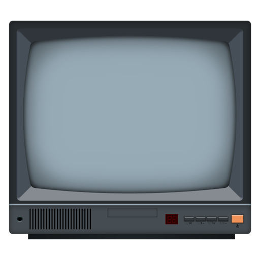 Television Icon 512x512 png - PNG Television Set