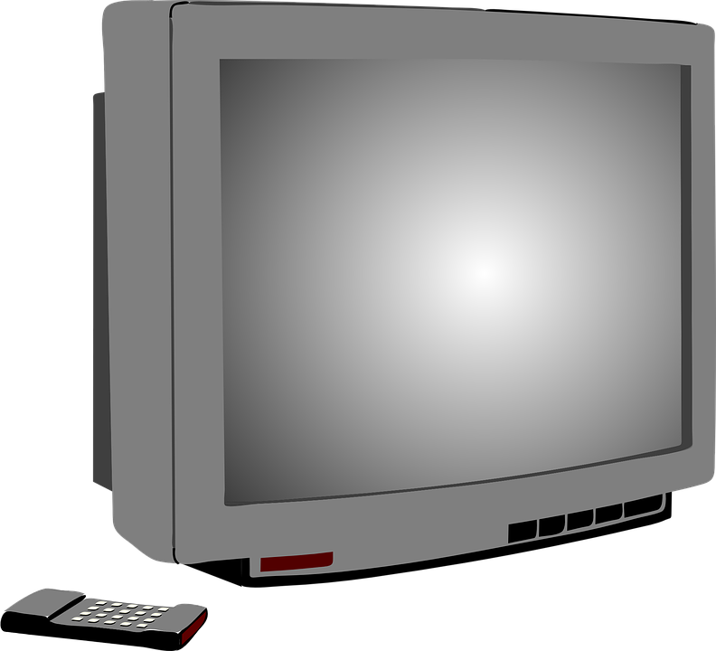 Television, Tv, Recreation, Electronics, Remote - PNG Television Set