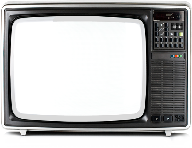 TV - PNG Television Set