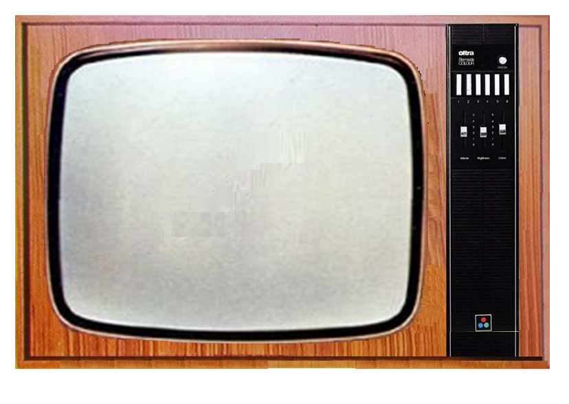 PNG Television Set - 57577