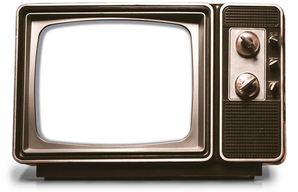 PNG Television Set - 57573
