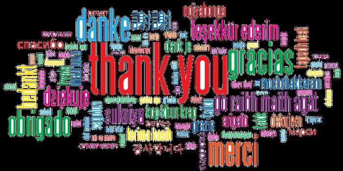 Terima kasih - PNG Terima Kasih