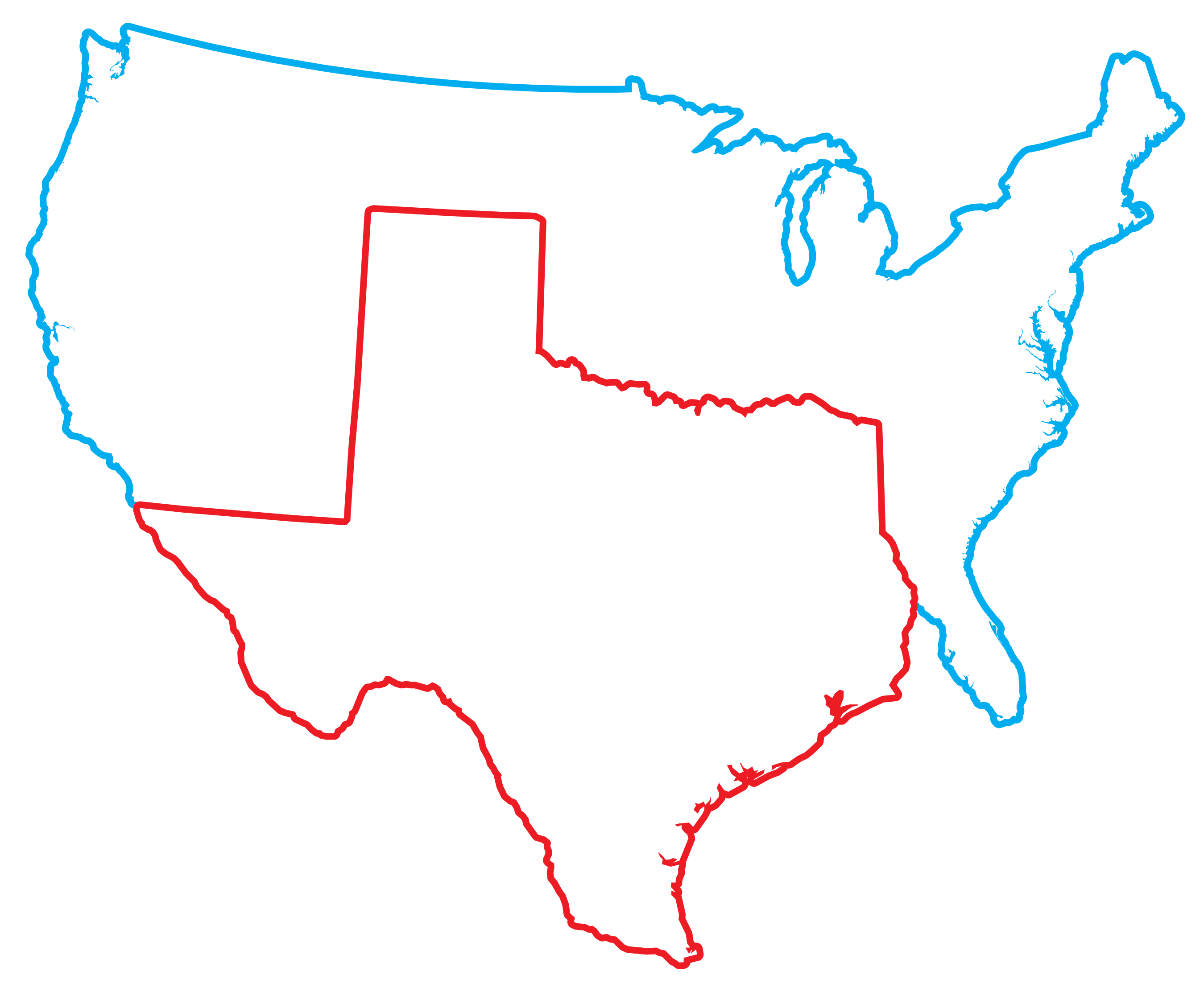File:TEXAS BIGGER.png - PNG Texas