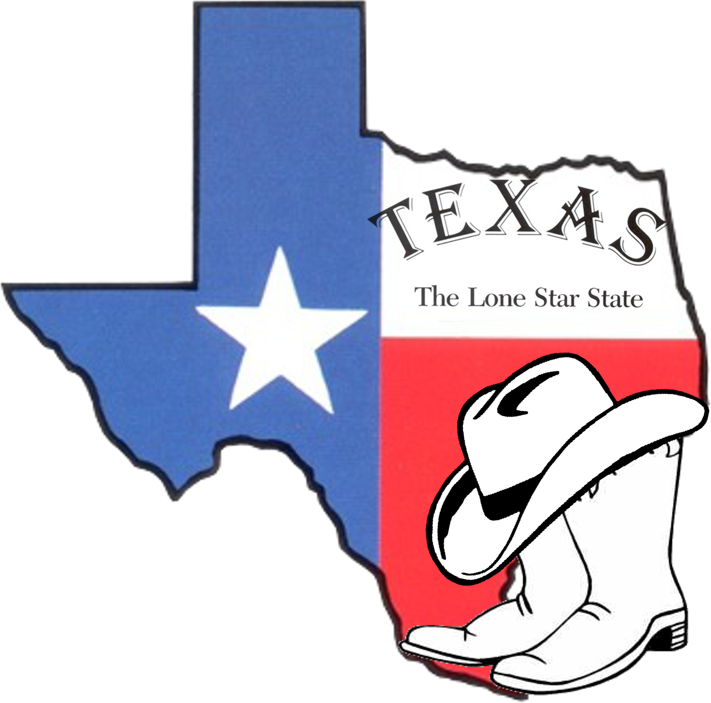 Free clipart of outline texas clipart 2 - PNG Texas