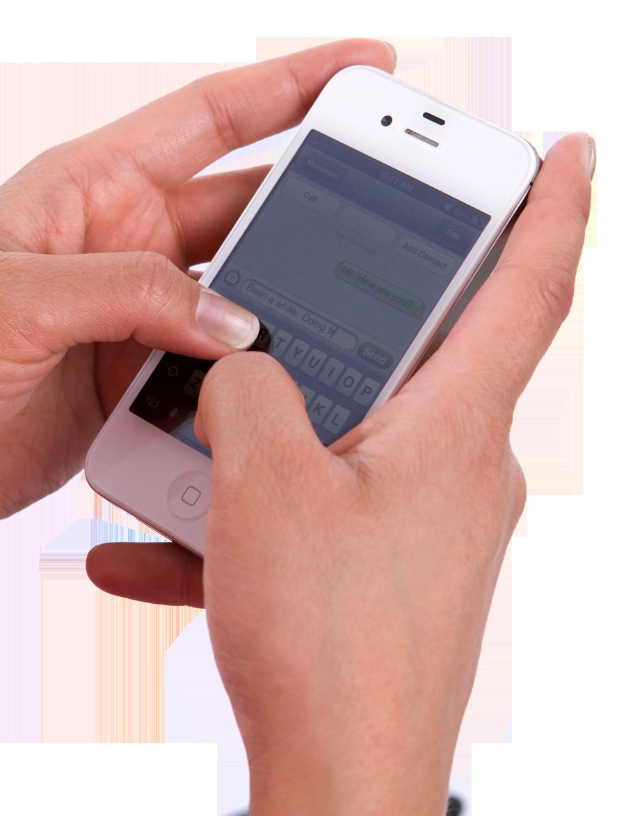 PNG Texting-PlusPNG.com-900 - PNG Texting