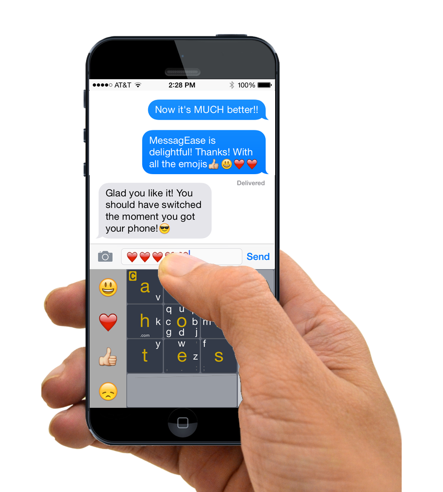 MessagEase is the killer app for Apple Watch! - PNG Texting