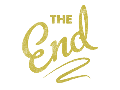PNG The End - 58853