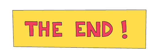 PNG The End - 58855