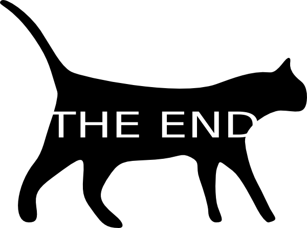 PNG The End - 58851