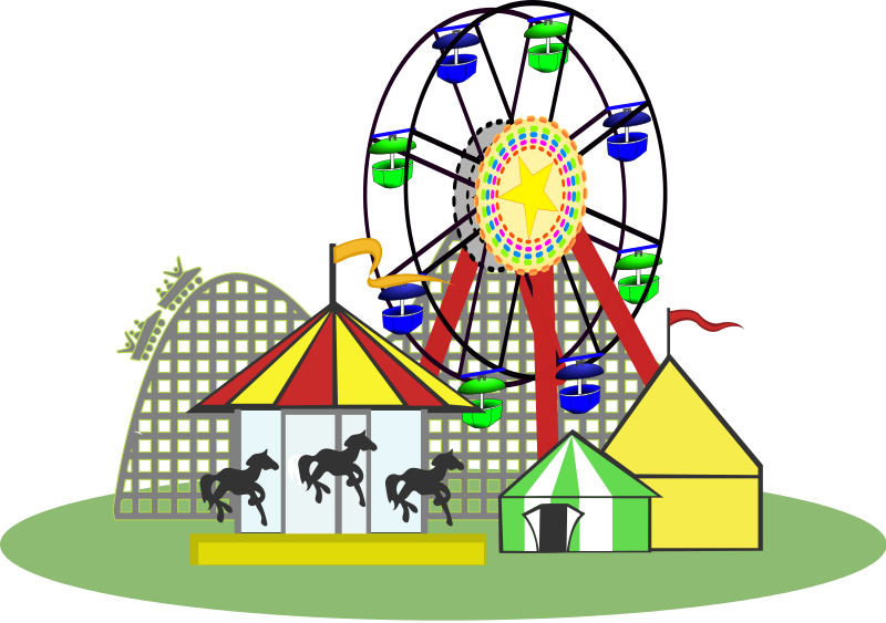 PNG Theme Park - 60409