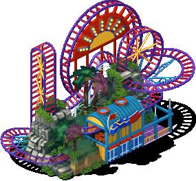 PNG Theme Park - 60396