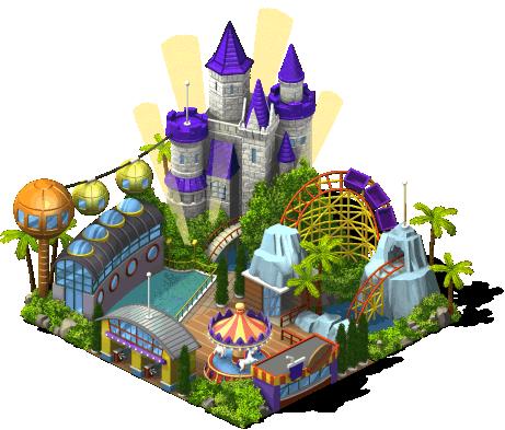 PNG Theme Park - 60398
