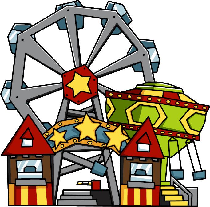 PNG Theme Park - 60399