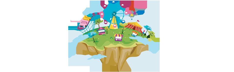 PNG Theme Park - 60405