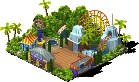 PNG Theme Park - 60400