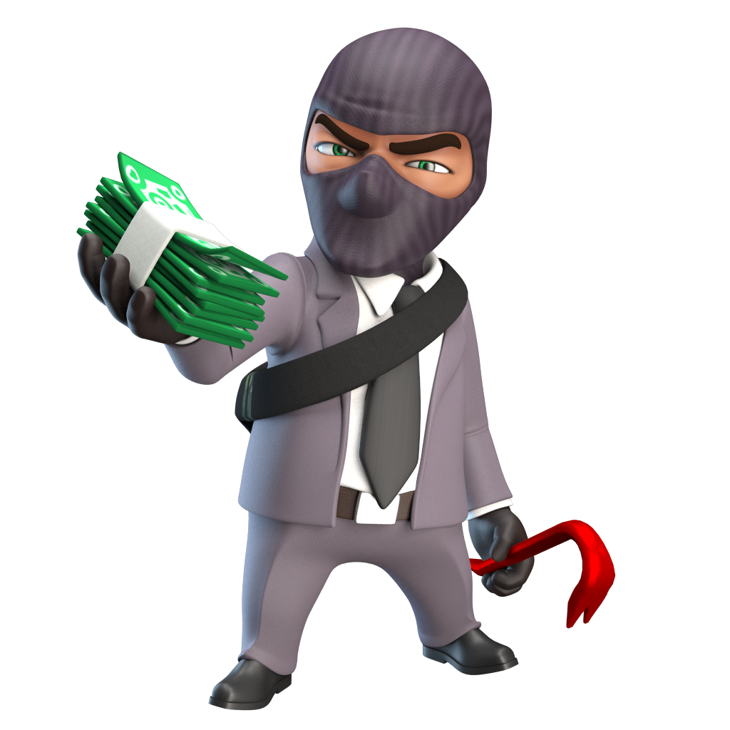 Thief.png - PNG Thief