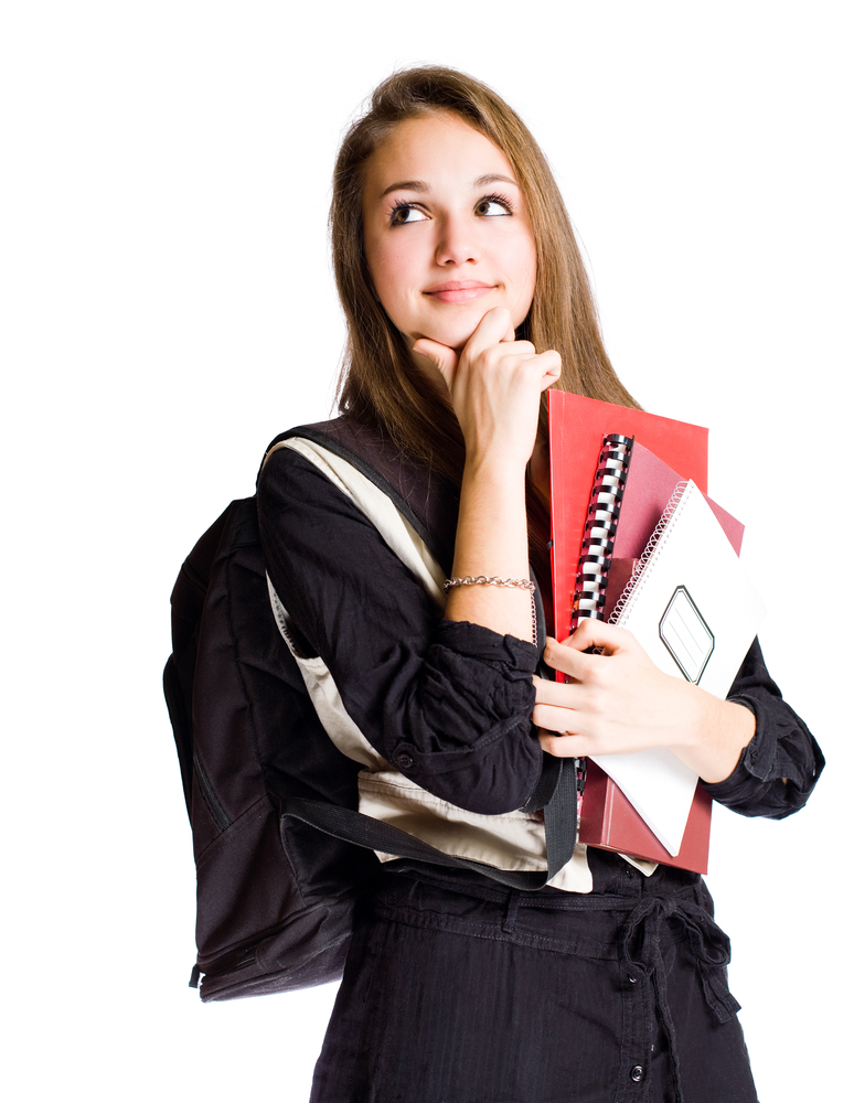 PNG Thinking Student - 60225
