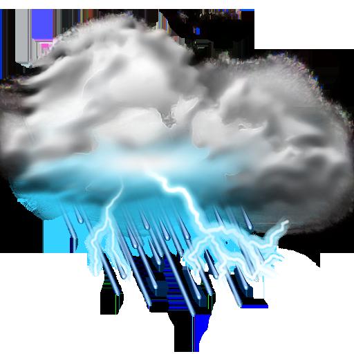 512x512 pixel - PNG Thunder