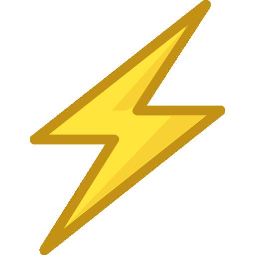 PNG Thunder - 58891