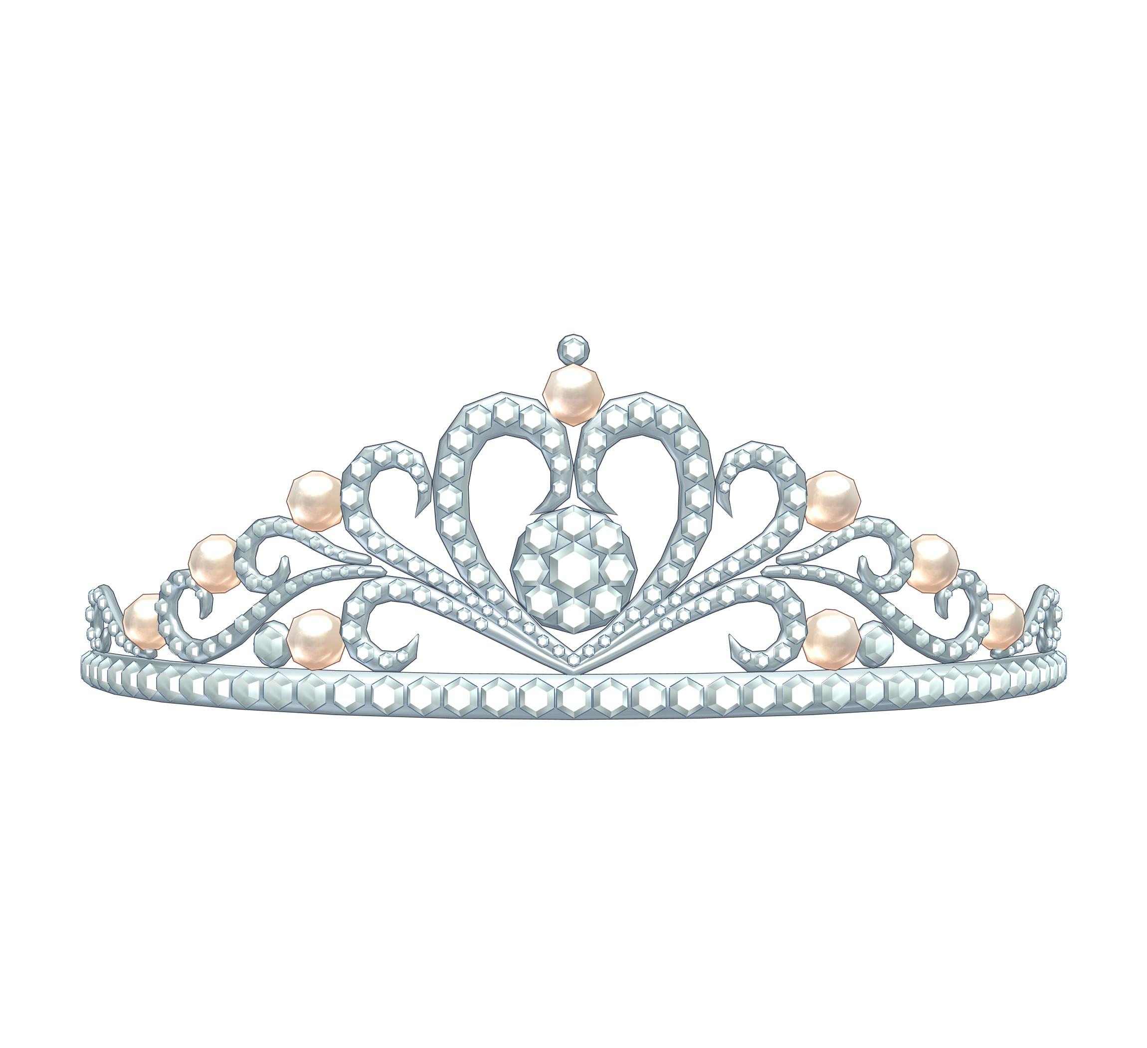 mmd___pretty_tiara_download_by_harulikescarrots-d7qtldl.png (2300×2100) - PNG Tiara