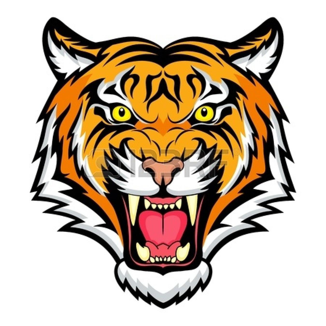 PNG Tiger Face - 58686
