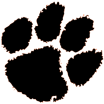 png tiger paw transparent tiger paw png images pluspng rh pluspng com Tiger Paw Print Border Tiger Paw Print Template